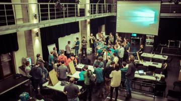 Na #AIMTEC hackathonu přednášeli ti nejlepší z oboru